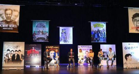 Hombres G', Juan Echanove o 'El lago de los cisnes 3D' en el 44 Festival de Teatro de El Ejido