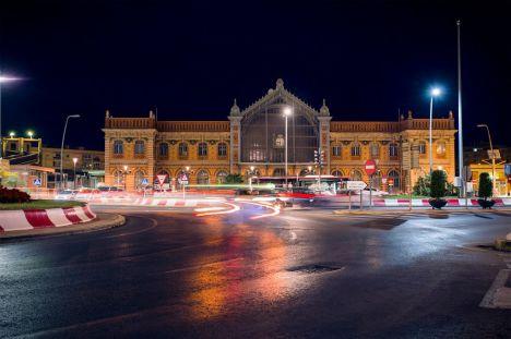La llegada del AVE a la capital será a la antigua estación y en superficie