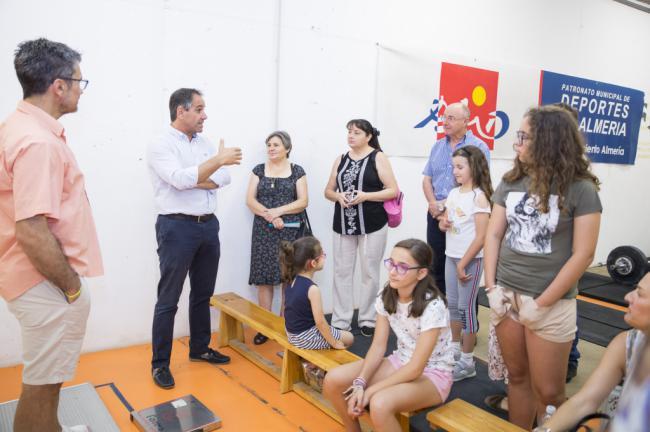 La EDM Sé Esgrima de Almería logra cuatro medallas en el Campeonato de Andalucía