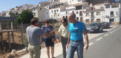 Burgos (Cs) lamenta que en 21 pequeños pueblos pierdan poder adquisitivo