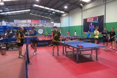 Huércal de Almería será el epicentro provincial del Tenis de Mesa con un Pabellón de 1.000 m2