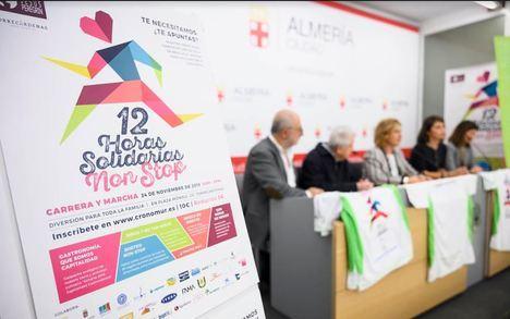 '12 horas solidarias non stop' de la Fundación Jesús Peregrín para construir una escuela en Angola