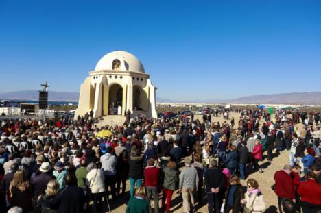 La Romería a Torregarcía congrega a más de 4.000 almerienses