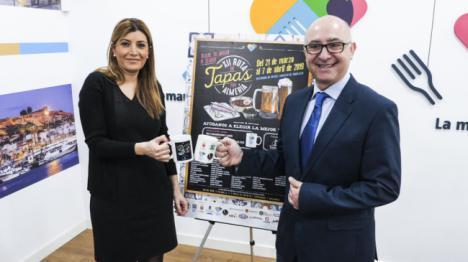 61 bares en la XII Ruta de Tapas por Almería