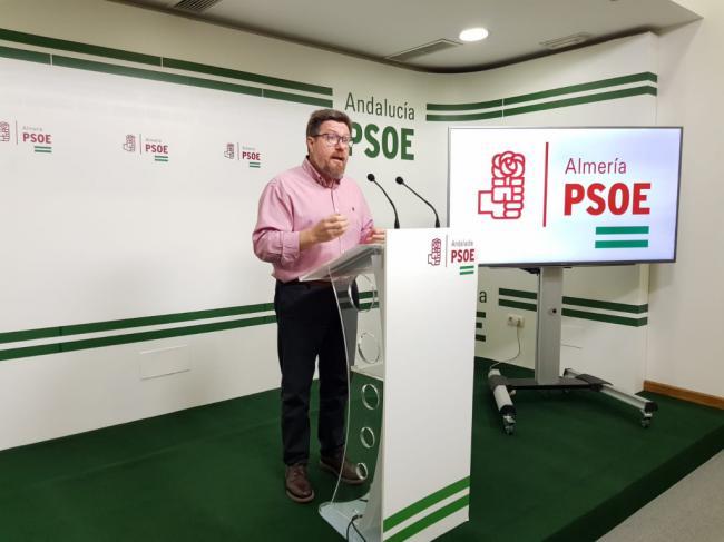 """Rodrigo Sánchez Haro alerta ante unos """"malos"""" presupuestos"""