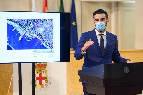 El Ayuntamiento solicita terrenos entre San Miguel y el Muelle de Levante para materializar el Puerto-Ciudad