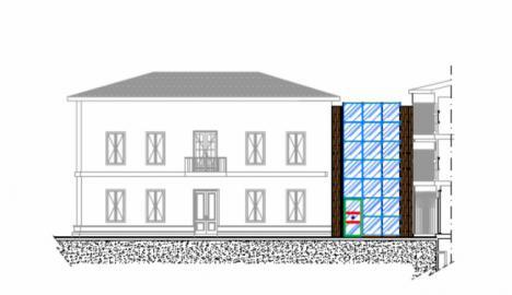 Diputación invierte medio millón en ampliar el edificio de servicios municipales de Serón
