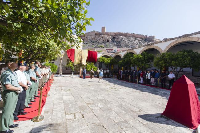 24º aniversario de la creación de la Subdelegación de Defensa en Almería