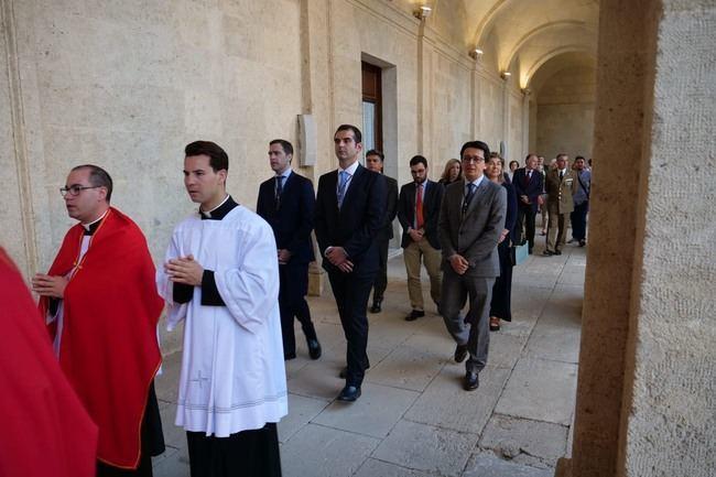 Misa en la Catedral por San Indalecio