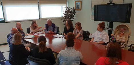 Creación de tres nuevas unidades de escolarización en Vícar