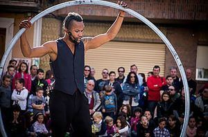 El circo tomará el sábado la Plaza Anfiteatro de La Gangosa