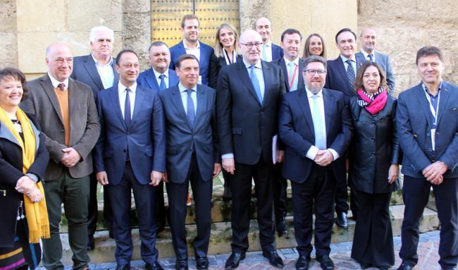Europa reconoce el liderazgo de Andalucía en la revolución digital del tejido agroalimentario