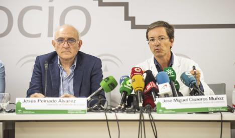 Almería sigue libre Listeria