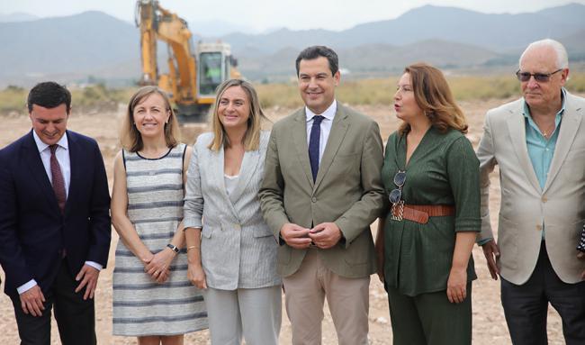 La Autovía del Almanzora estará completa antes de que acabe la Legislatura