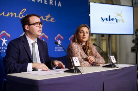 'Sabores Almería' y David Bisbal promocionarán el destino 'Costa de Almería' en FITUR 2019