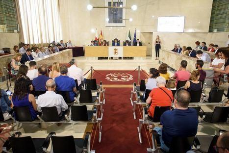 Respaldo del Pleno a la candidatura de Almería a Capital Española de la Gastronomía en 2019