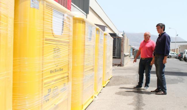 Adra lidera el reciclaje de plásticos y envases en el Poniente Almeriense