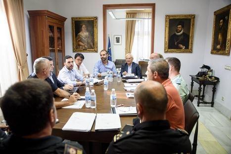 Más de 270 efectivos policiales, de Protección Civil, Bomberos y personal sanitario velarán a diario por la seguridad y el normal desarrollo de la Feria 2018