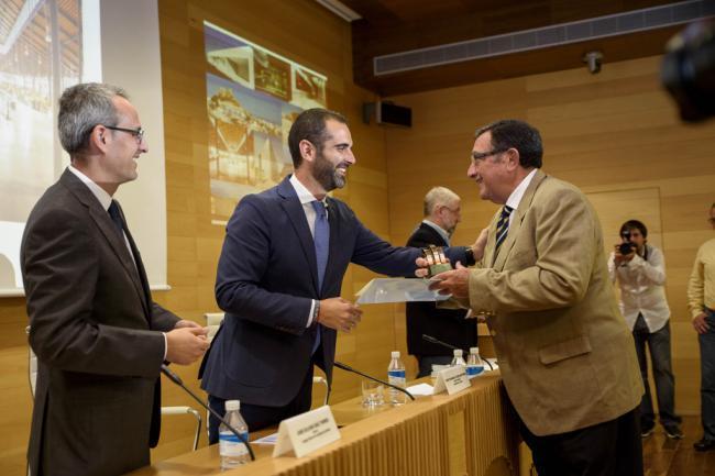 Los arquitectos de Almería reparten los premios ARCO