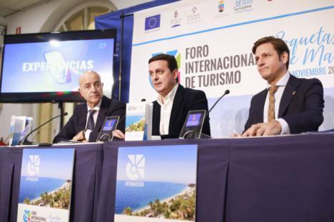 Cámara, Diputación y Roquetas impulsan el Foro Internacional de Turismo (FITMAR)