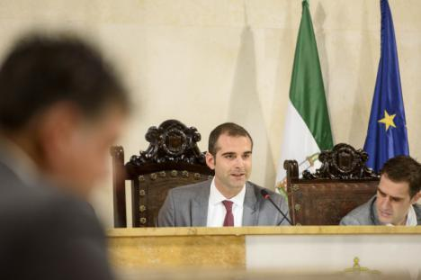 El pleno aprueba cambios para que la Diputación rehabilite el Hospital Provincial