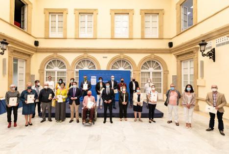 Diputación de Almería ayuda a 21 ONG's en sus proyectos sociales