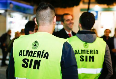 Almería se suma a la celebración del Día Mundial Sin Alcohol llenando el Paseo de actividades