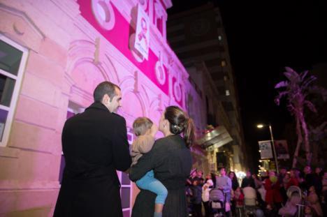 El Día de los Niños Prematuros en Almería