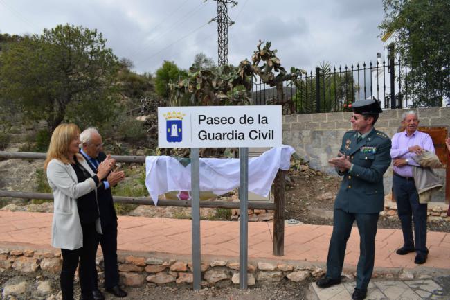 La Guardia Civil confirma el nuevo cuartel de Níjar en los actos del 175 aniversario