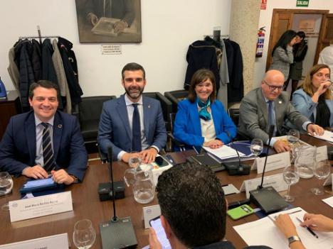 El alcalde exige al Gobierno en la FAMP flexibilización de la regla de gasto