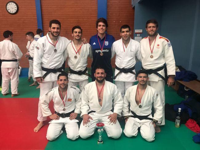 'Ciudad de Almería' asciende a la Segunda División de la Liga Nacional de Judo