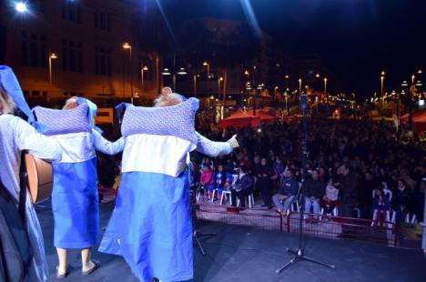 El Mirador de la Rambla escenario del Carnaval del jueves