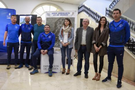 Diputación y Vícar se unen para impulsar el ciclismo con la 'VI Vícar Bárbara'