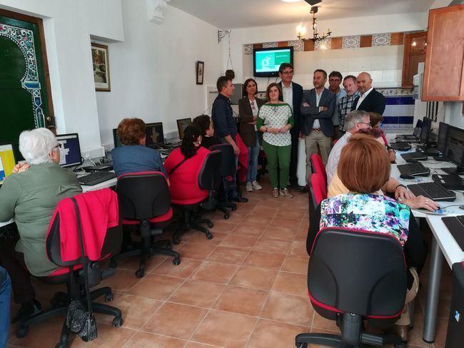 La Alquería vuelve a contar con un Centro de Acceso Público a Internet