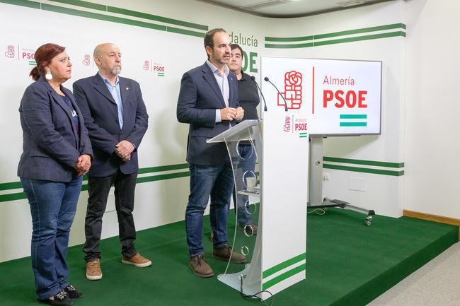 El PSOE lleva a la Fiscalía contrataciones del Ayuntamiento de Carboneras