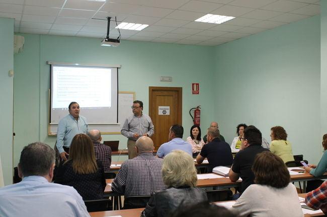 CSIF se prepara para las elecciones sindicales en una jornada de formación