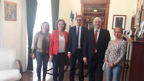 209.000 euros a la mejora de infraestructuras municipales de Alcolea y Berja