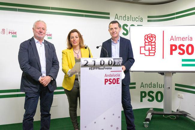 """Ferrer Tesoro: """"PP y Ciudadanos están a tiempo de evitar que Almería sea la última provincia en inversión de España"""""""