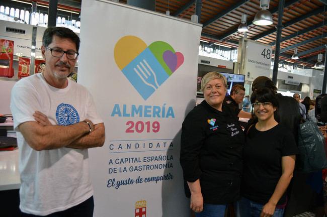Las excelencias pesqueras de Almería en el Día Marítimo Europeo