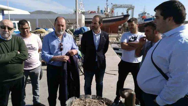 El PSOE de Carboneras alaba las inversiones de la Junta en el Puerto