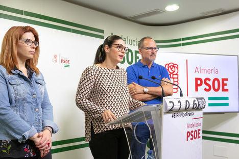 El PSOE afea al PP que haya hecho perder 2,5 millones de la Junta para caminos rurales