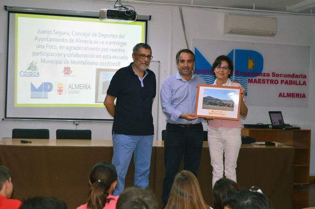 Más de 1.750 alumnos participan este curso en la Escuela Municipal de Montañismo