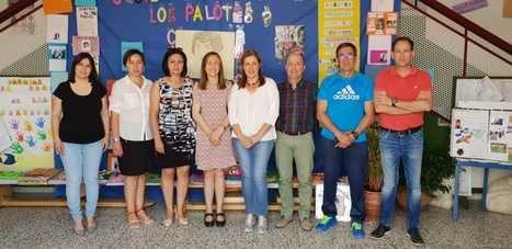 """La Junta de Andalucía invertirá alrededor de 200.000 euros en el CEIP """"Urbina Carrera"""" de Cantoria"""