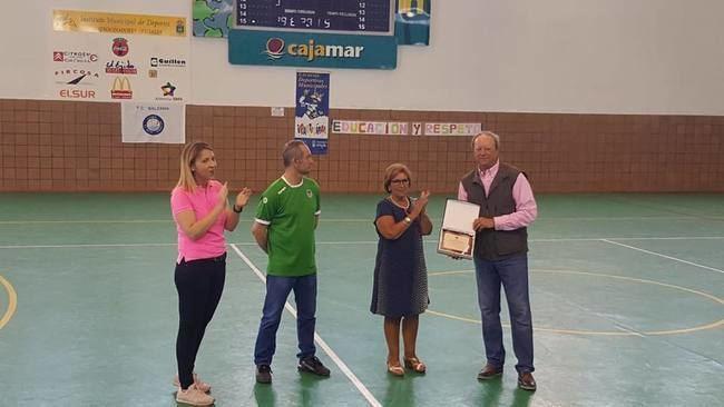 El Club Balonmano Murgi ha celebrado el 'V Memorial Fernando Montes' en Balerma