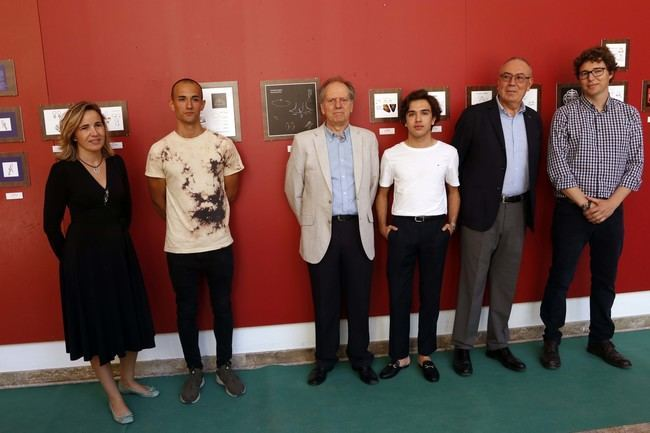 Eduardo Berdegué y Javier García ganan el II Concurso de Diseño de Joyas sobre la 'Palmera Fenicia'