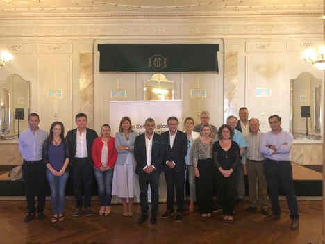 La mesa de expertos de Empleo y Educación del Plan Estratégico Local Almería 2030 diseña su planificación de trabajo