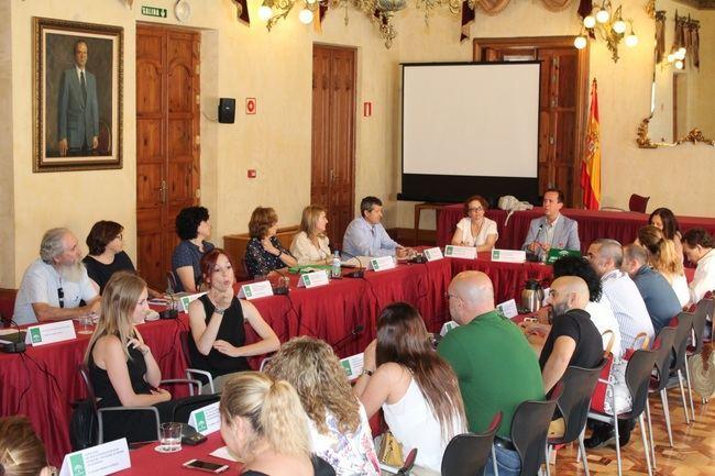Más de 1.600 tarjetas de aparcamiento para personas con discapacidad repartidas en Almería