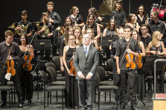 La Orquesta Joven de Almería celebra su 15º aniversario en la Catedral
