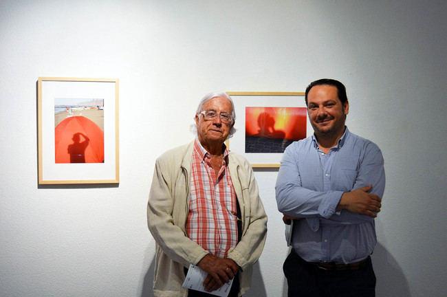 Pérez Siquier expone 45 autorretratos en 'Mi Sombra y Yo' en el Espacio 2