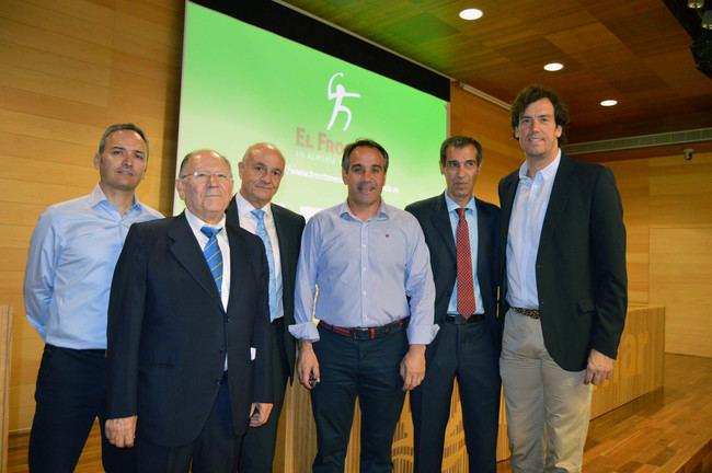 La Federación Andaluza crea una web sobre el frontón y Almería